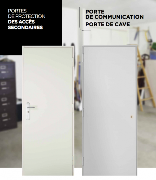 porte cave communication